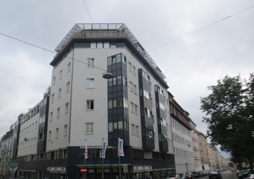 Immobilie von BWSG in Johannagasse 2, 2A, 4, 4A, Siebenbrunnengasse 86, 1050 Wien