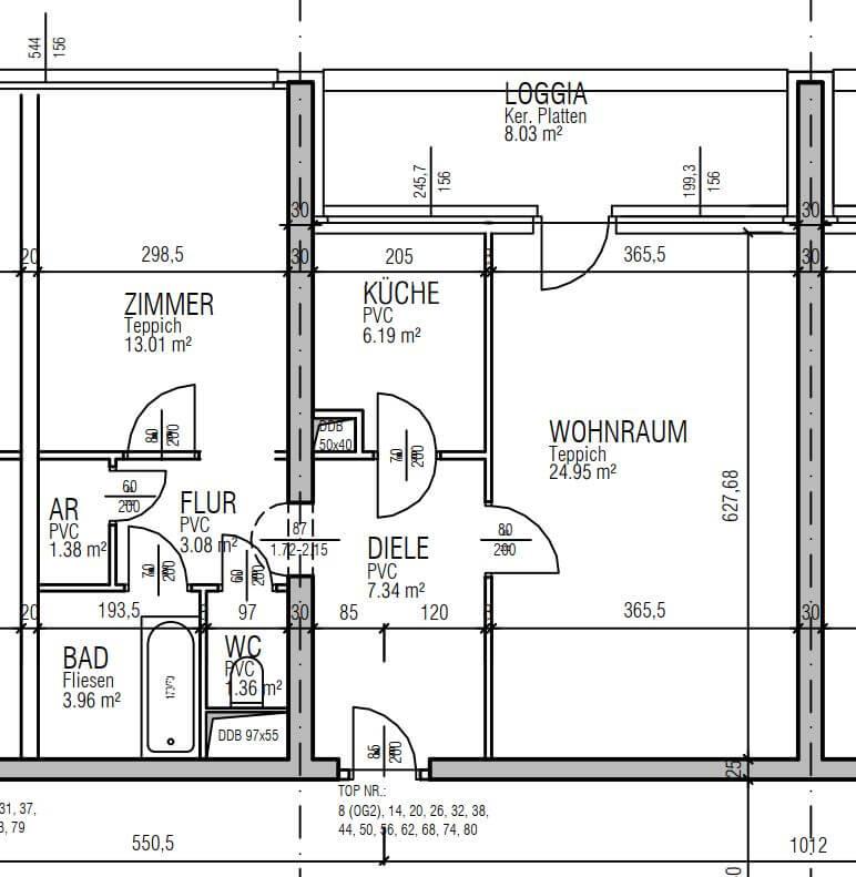 Immobilie von BWSG in Hauffgasse 37/01/04/20, 1110 Wien #0