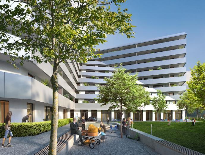 Immobilie von BWSG in Fickeysstraße 7/02/02/033, 1110 Wien
