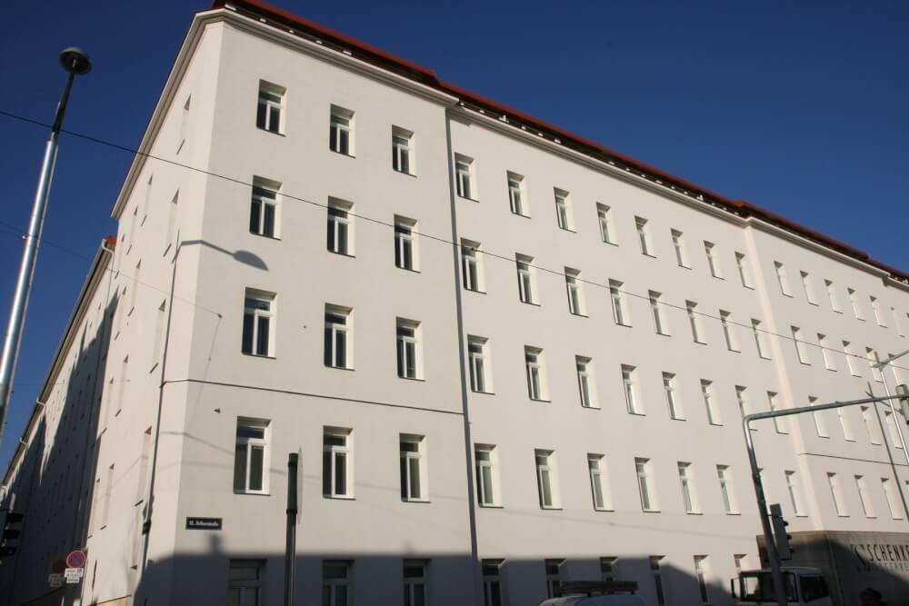 Immobilie von BWSG in Felberstraße 14,16, Hackengasse 2,4,6,8, Zinckgasse 1,3,5,7, 1150 Wien