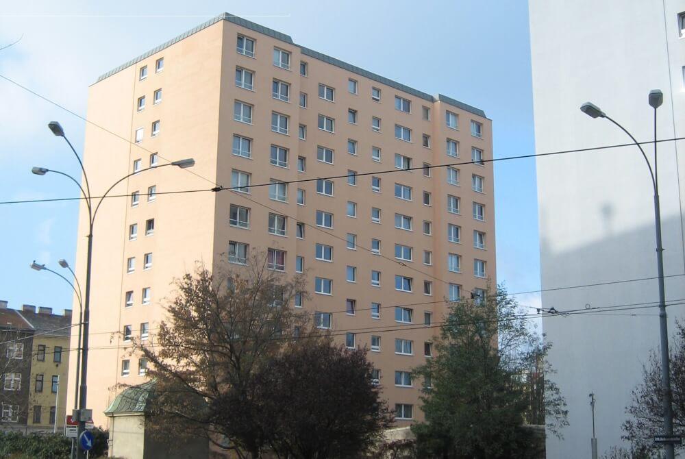 Immobilie von BWSG in Taborstraße 89, 91, 93, 1200 Wien