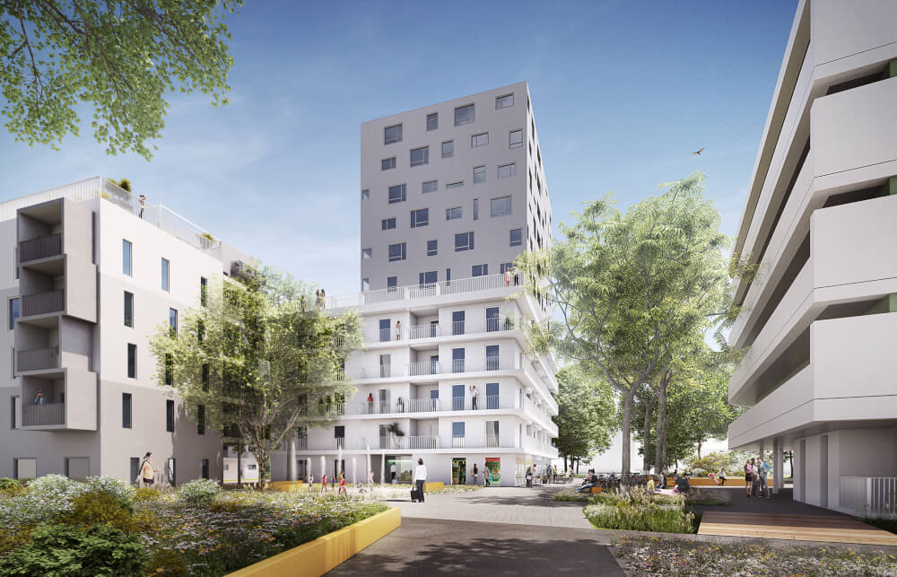 Immobilie von BWSG in Marischkapromenade 13/03/08, 1210 Wien #2