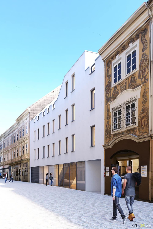 Immobilie von BWSG in Linzer Straße 3+5/02/3.OG/12, 3100 St. Pölten #2
