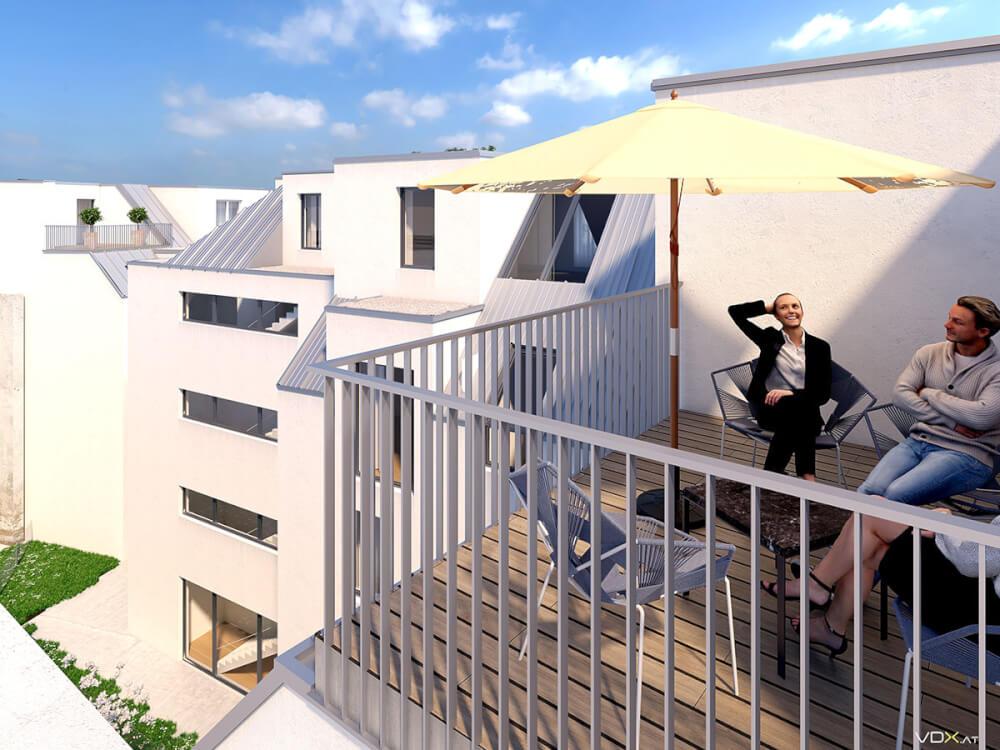 Immobilie von BWSG in Linzer Straße 3+5/02/3.OG/12, 3100 St. Pölten #4