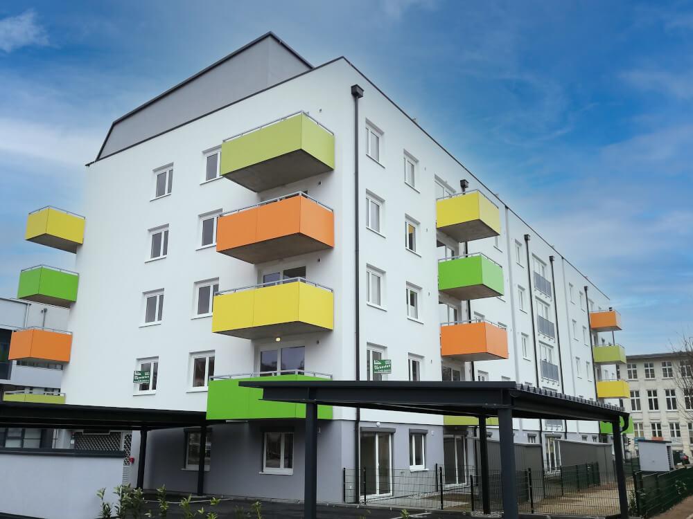 Immobilie von BWSG in Dr.-Karl-Renner-Promenade 14a/EG/004, 3100 St. Pölten #1
