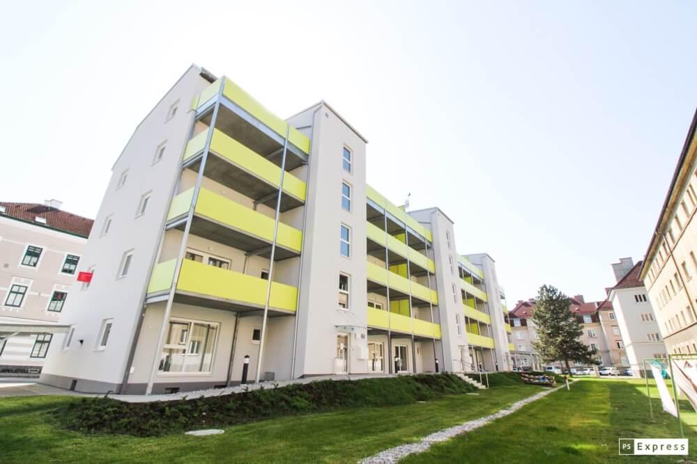 Immobilie von BWSG in Kranzbichlerstraße 28, 30, 32, 3100 St. Pölten #1
