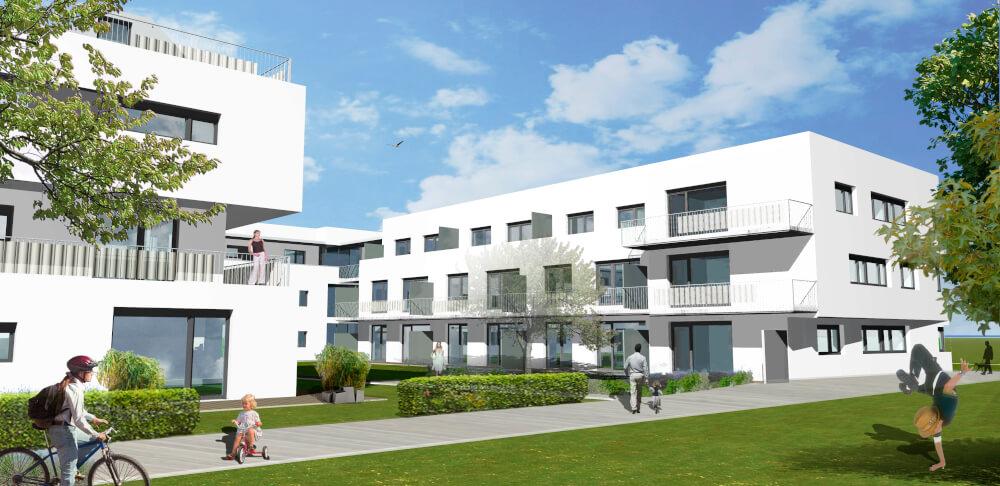 Immobilie von BWSG in Maria Theresien Straße 8, 10, 12, 14, 7100 Neusiedl am See