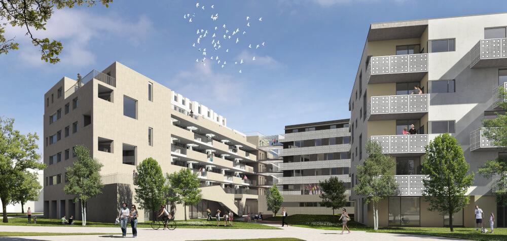 Immobilie von BWSG in Lorystraße 122, 1110 Wien