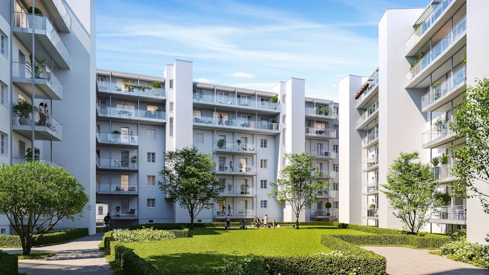 Immobilie von BWSG in Geiselbergstraße 50a, 52, 1110 Wien #2