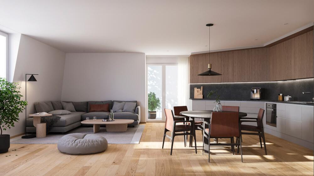 Immobilie von BWSG in Drischützgasse 24/DG/14, 1110 Wien #0