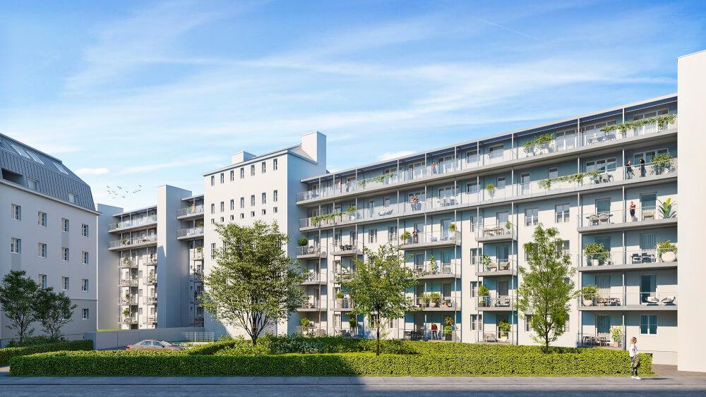 Immobilie von BWSG in Geiselbergstraße 56/DG/14, 1110 Wien #5