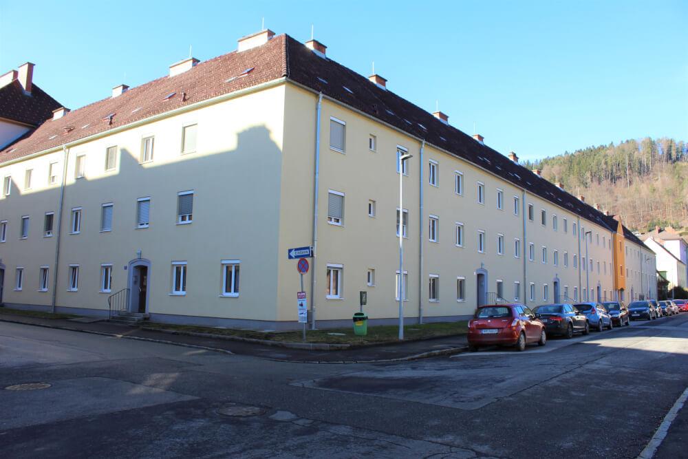 Immobilie von BWSG in Grabenfeldstraße 15/05, 8600 Bruck an der Mur