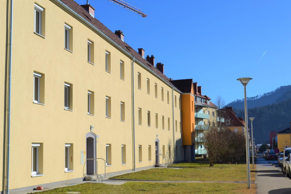 Immobilie von BWSG in Fraunedergasse 24/06, 8600 Bruck an der Mur