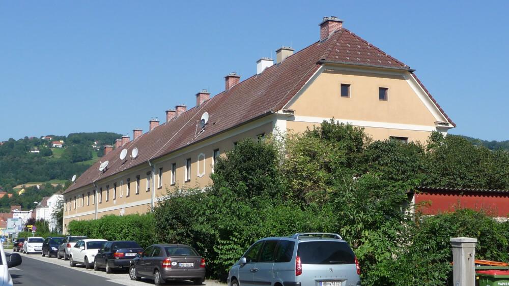 Immobilie von BWSG in Bahnhofstraße 37/03, 8230 Hartberg #1