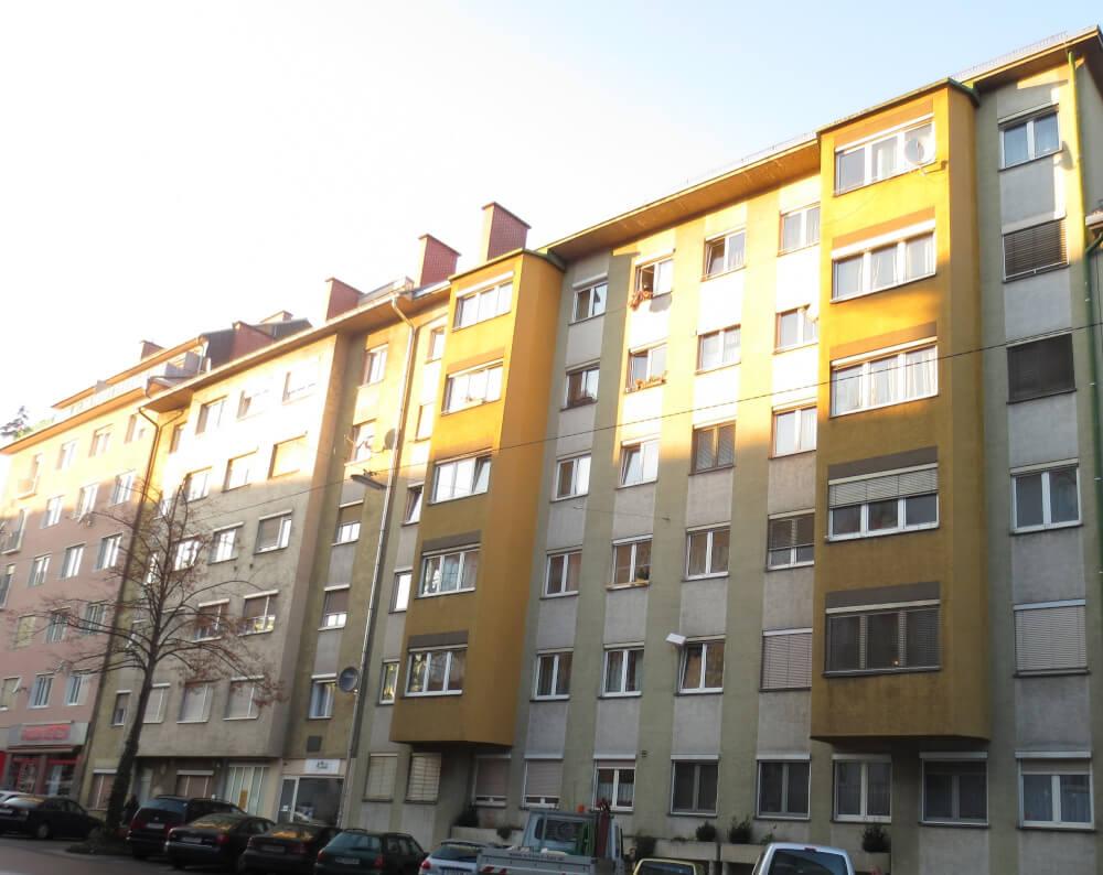 Immobilie von BWSG in Ghegagasse 28, 30, 8020 Graz