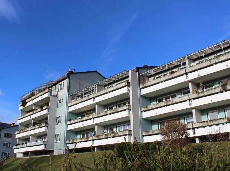Immobilie von BWSG in Obere Bahngasse 4b/01/08, 8680 Mürzzuschlag