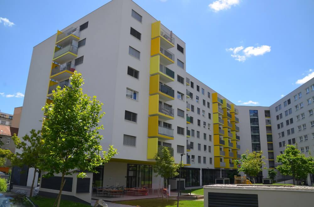 Immobilie von BWSG in Eggenberger Gürtel 73/02/2.17, 8020 Graz