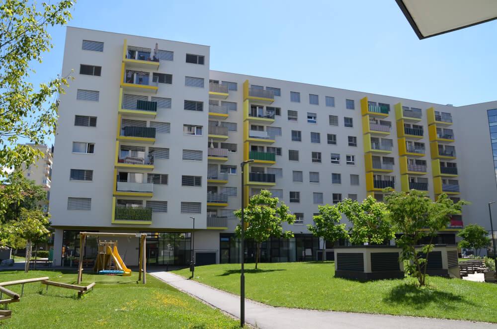 Immobilie von BWSG in Eggenberger Gürtel 73,75, Idlhofgasse 76, 8020 Graz #2